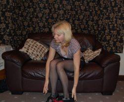 Хочешь красивую блонди? Молодая студентка ищет парней в Новосибирске